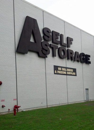 Storage Units At Broadway Haledon Nj Access Self Storage
