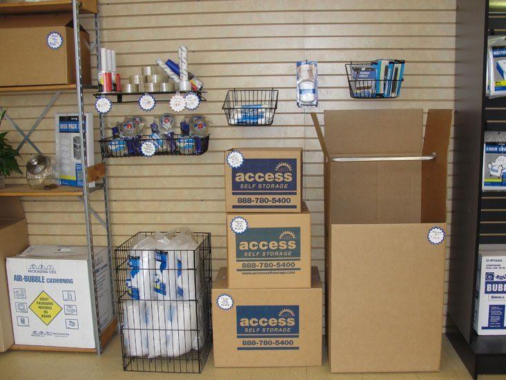 Storage Units At North Brunswick New Jersey Access Self
