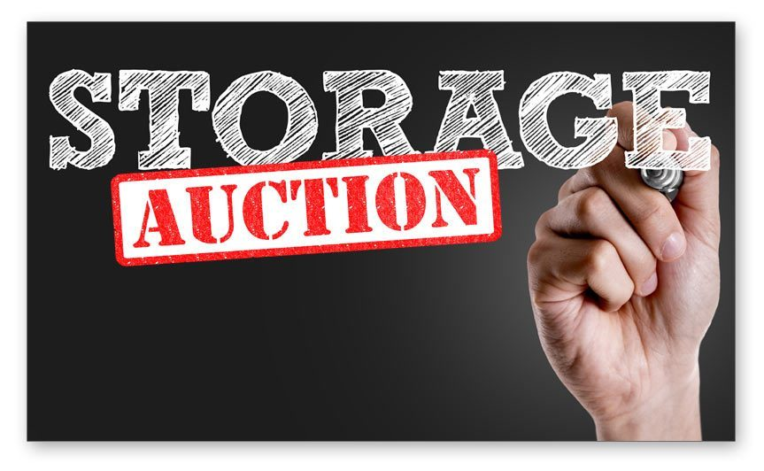 Self Storage Auctions Everything you need to know Access Self Storage