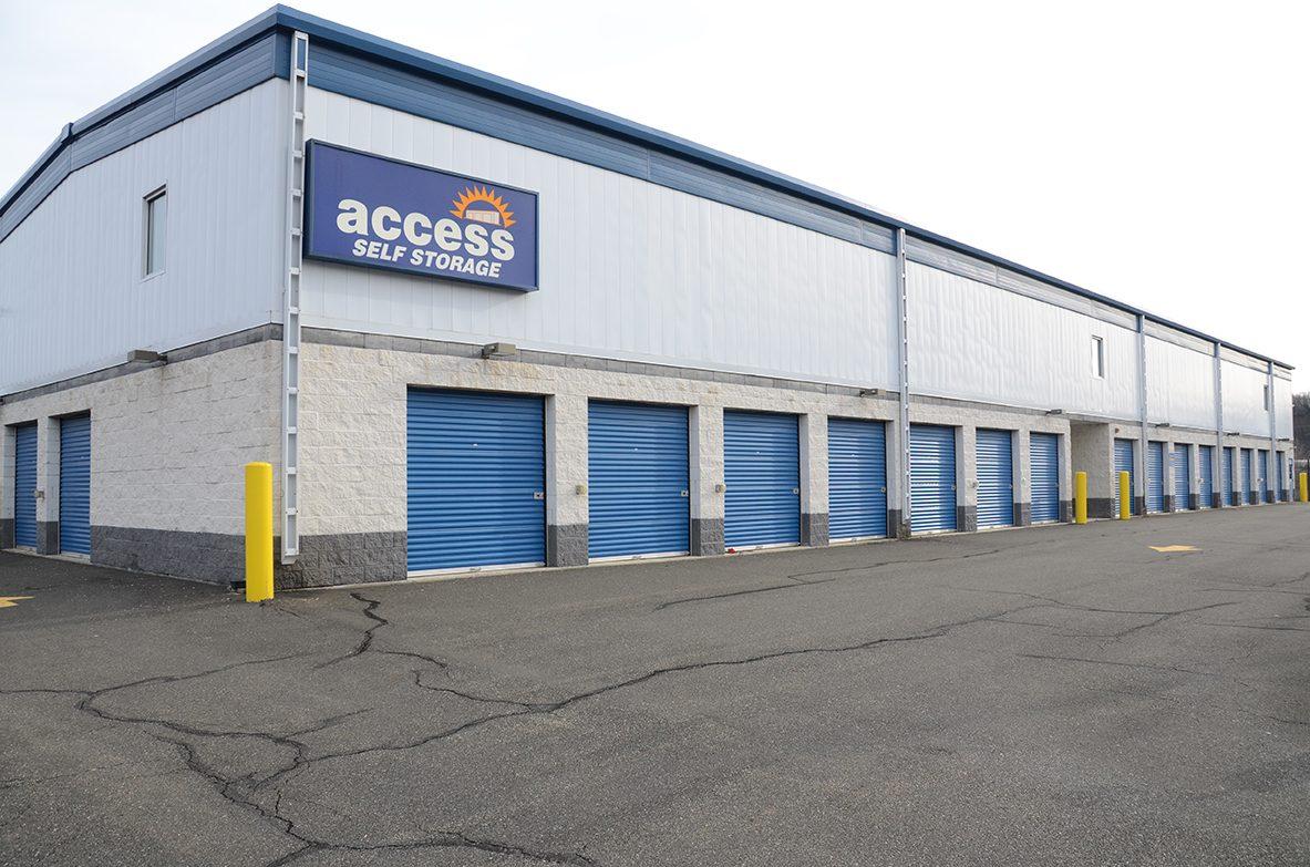 Bernardsville self storage facility