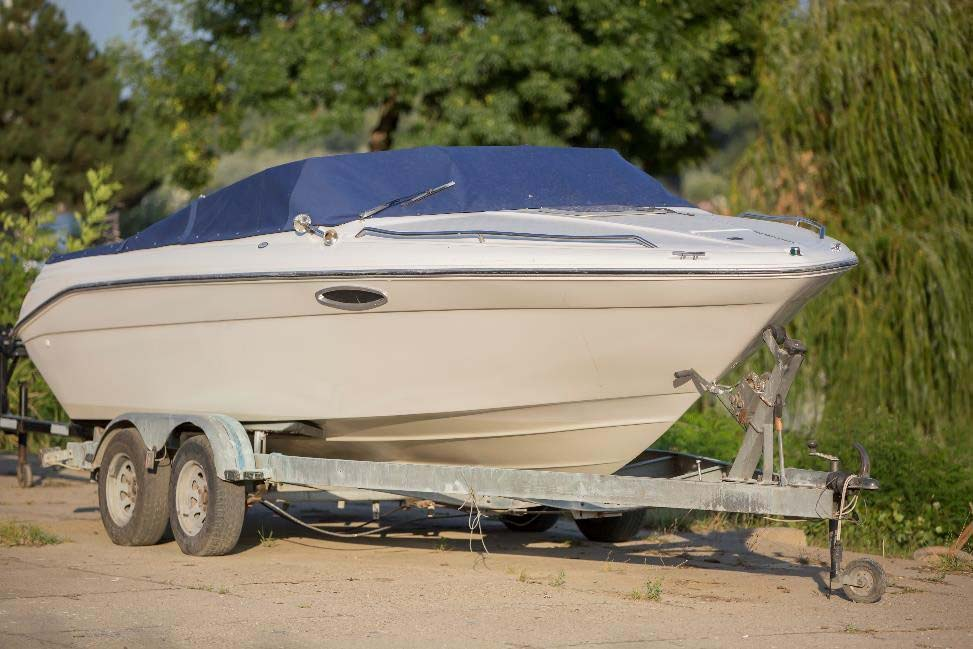 How To Store Your Boat During The Offseason Access Self