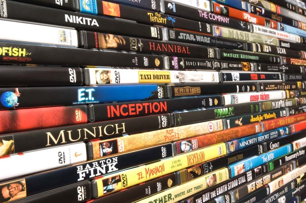 The Guide To Selling Your Dvds On Ebay Access Self Storage