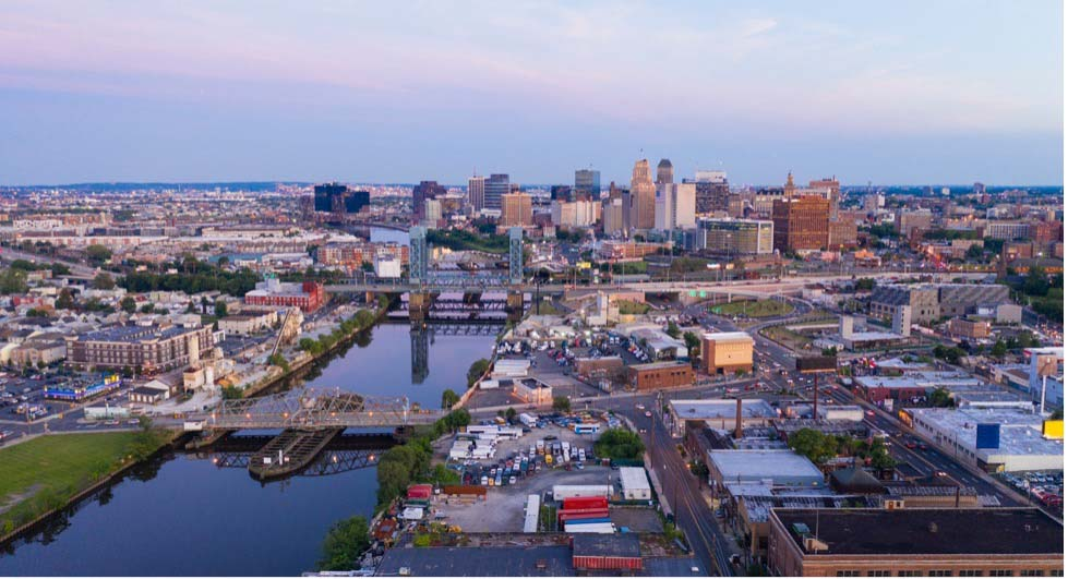 New Jersey city.